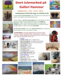 Julemarked i Galleri Hammer 2016